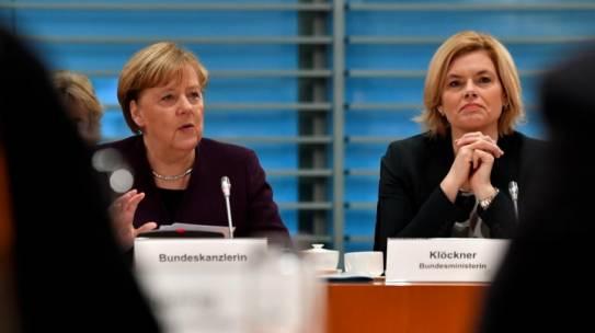 Bundeslandwirtschaftsministerin Julia Klöckner fordert Ende der Niedrigstpreise