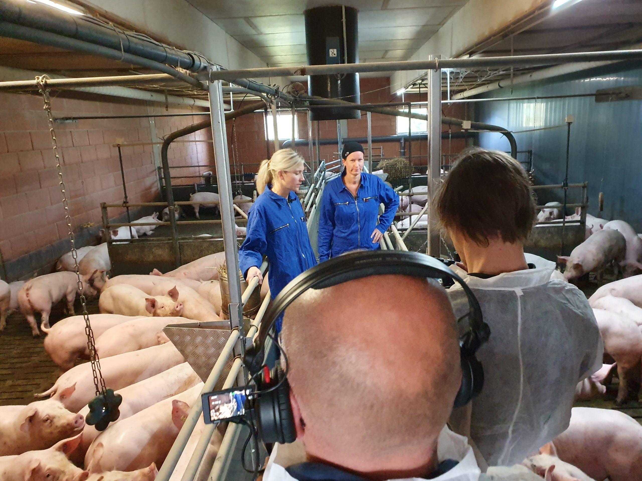 Video-Serie für den Agrarblog geht in die nächste Runde