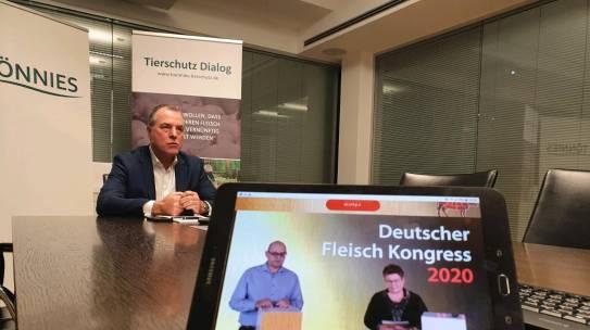 Deutscher Fleischkongress: Tönnies fordert Regionalisierung und damit höhere Preise