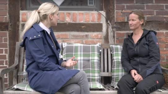 Partner-Betrieb im Video: Landwirtin Judith führt ihren Hof in Eigenregie