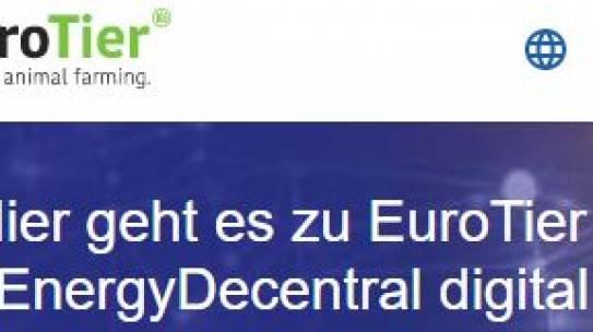 EuroTier zeigt Neuheiten für Schweineställe
